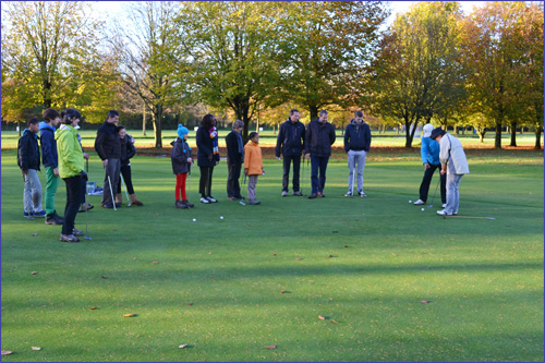 golfclinics steenhoven